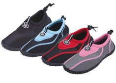 Brand New Womens Athletic Water Shoes Aqua Socks -- You can get additional details at the image link. (This is an Amazon affiliate link)