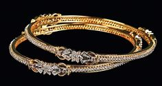diamond bangles indian designs - Google Search