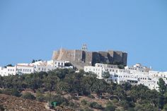 GREECE CHANNEL   Patmos Greece by UnchiSan MrPoopie on flickr