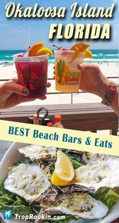 Destin Florida Restaurants, Destin Florida Vacation, Great Restaurants, Florida Travel, Florida Beaches, Beach Travel, Usa Travel, Florida Food, Mexico Vacation
