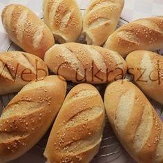 Mákos bejgli szelet Hot Dog Buns, Hot Dogs, Bread, Food, Brot, Essen, Baking, Meals, Breads