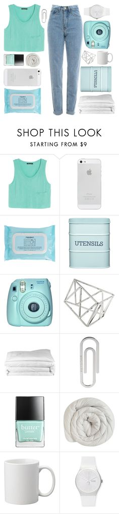 """FOUND MY HEART AND BROKE IT HERE"" by trnslucid ❤ liked on Polyvore featuring MANGO, Napoleon Perdis, WALL, Kitchen Craft, Fuji, Topshop, Frette, Bulgari, Butter London and Swatch"