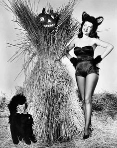 1945 Barbara Bates from gravesandghouls