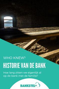 Hoe is het bankstel zoals we het vandaag kennen ontstaan? Wat is de historie van de bank wat wij nu zo normaal vinden? Het zal je verrassen... Voor iedereen die geschiedenis feitjes houdt. Lounges, Living Rooms, Lounge, Sitting Rooms, Family Rooms