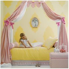 Gorgeous bedding/linen from Serena & Lily..via Life In A Sippy Cup....