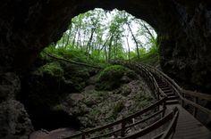 fun things to do in iowa:  number 6. Traverse through Maquoketa Caves State Park in Maquoketa.