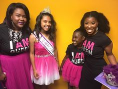 Time for Queens Camp on the 9AM Show @kimhudsontv #takeover2sday