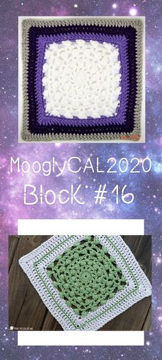 MooglyCAL2020 Block 16 is a pretty floral square by Heart Hook Home! Worked from the center out, it's lovely in one color or many! Join this free year-long crochet along featuring Red Heart With Love on Moogly!  #freecrochetpatterns #cal #freecrochetalong #yarnspirations #redheartyarns #withlove #mooglyblog #hearthookhome #crochetsquares