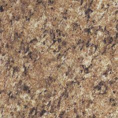 BELANGER Fine Laminate Countertops 4 Ft Milano Amber Quarry Straight  Laminate Kitchen Countertop