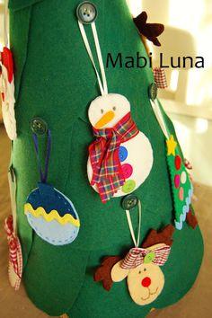 Árbol de Navidad de La Casita de la Luna