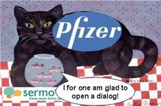 Pfizer has a Gold Mine in Sermo! Here's what Pfizer can learn through its Sermo deal: Which docs on Sermo are our friends? Which ones have the highest ratings among other Sermo docs and therefore are likely to be influential? Which docs seem interested in becoming consultants or doing clinical trials? http://pharmamkting.blogspot.com/2007/10/pfizer-has-gold-mine-in-sermo.html