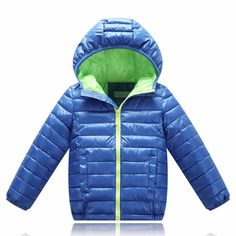 5-13 years old Children Jackets For Boys Girls Winter White Duck Down baby boy clothes down coat #>=#>=#>=#>=#> Click on the pin to check out discount price, color, size, shipping, etc. Save and like it!