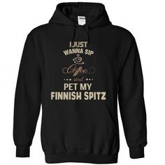 FINNISH SPITZ-the-awesome - #unique gift #college gift. LIMITED TIME => https://www.sunfrog.com/Holidays/FINNISH-SPITZ-the-awesome-Black-59095517-Hoodie.html?68278