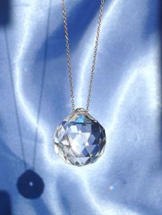 Stunning MultiFaceted Swarvoski Crystal Fat by tracieblackdesigns, $54.00