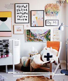 Simone Haag: Goldie's Nursery