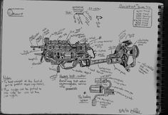 Rifle Sketch | Flickr - Photo Sharing!