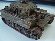 Tiger by George Dobre (Buss) - Wargames Romania Busses, Scale Models, Romania, Military Vehicles, World War, Photo Galleries, German, Deutsch, German Language
