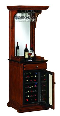 Pinot 18-bottle Dual-zone Wine Refrigerator Cabinet