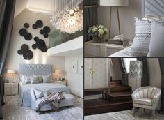 Hyde Park Luxury Apartment - Master Bedroom - Interior Design by Intarya – Interior Design by Intarya