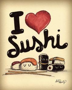 Dirty Harry - Sushi