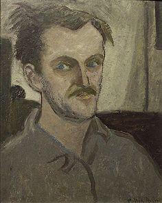 Milton Avery Self Portrait