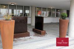Cortenstahl Gartenbrunnen-Referenzen Diy Garden Fountains, Room, Design, Home Decor, Wall Fountains, Corten Steel, Water Games, Bedroom, Decoration Home