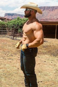 Cowboy Up, Cowboy Hats, Hot Country Boys, Cowboys Men, Moda Casual, Perfect Man, Physique, Jeans And Boots, Beautiful Men