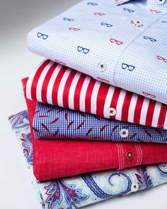 Shirts for all occasions #Bugatchi #mensfashion