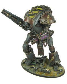 Cerastus Knight Astrapos