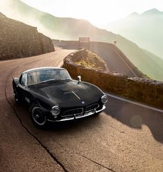 BMW 507 Bmw Classic Cars, Classic Sports Cars, Bmw X7, Mustang Fastback, Retro Cars, Vintage Cars, Diesel Cars, Classy Cars, Cabriolet