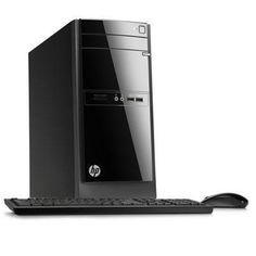 HP Stream Mini 100-B20 - Win 8.1 operating system. 4th generation Intel Core i3 4330 processor. 4GB PC3 12800 DDR3 1600SDRAM memory. 500GB 7200RPM SATA hard drive. Intel HD graphics 4600. USB keyboard with volume control and optical mouse. SuperMulti DVD burner. 6 USB ports. Wireless LAN 802.11b/g/n featuring Single-Band 1x1 SISO technology. 180W power supply.