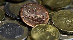La producción de monedas de uno y dos céntimos genera a la Eurozona grandes perdidas por el aumento del precio de los metales del que estan hechas las monedas.