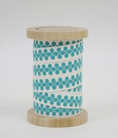 O-CHECK Wrapping - Fabric Ribbon - Clover