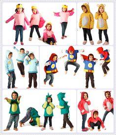 Disfraces infantiles ropa para niños