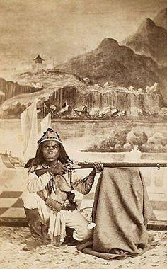 CDV of Apache Warrior, Western & Historic Americana, Dec and Native American Photos, Native American Tribes, Native American History, Native Americans, American Art, African Americans, American Women, Western Photo, Native Indian