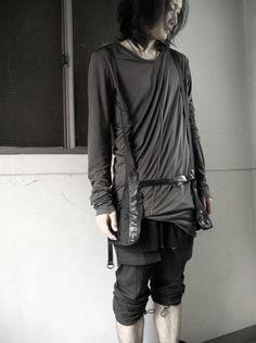 #fashion #goth ninja