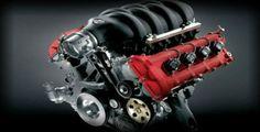 2016 Alfa Romeo 4C Spider Engine