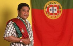 FILE - JANUARY Portuguese football legend Eusebio, top scorer at the 1966 World Cup, has died at the age of 71 after reportedly suf. Portugal Team, Portugal Soccer, Jack Charlton, Bobby Charlton, International Games, International Football, 1966 World Cup, We Are The Champions, European Cup