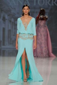 Shop sexy club dresses, jeans, shoes, bodysuits, skirts and more. Bridal Fashion Week 2017, Nice Dresses, Formal Dresses, Haute Couture Dresses, Mode Style, The Dress, Skirt Outfits, Cute Fashion, Formal Wear