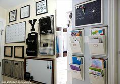 Zorganizuj swoją przestrzeń #1: ŚCIANA | Żelikowska | z fascynacji codziennością