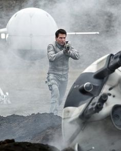 Oblivion conquered the box office this weekend with a tally of 38.2 million. The baseball sleeper hit, 42, came in second with 18 million. The Croods pulled in another 9.5 million to round out the top three, making it one of the top movies of 2013 so far with a domestic tally of 154.8 million.