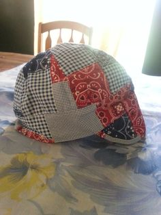 Custom Made Welding Caps.