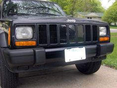 Jeep Cherokee Aeromods - Fuel Economy, Hypermiling, EcoModding News and Forum - EcoModder.com