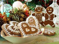 Gotowanie jest łatwe: Pierniczki Gingerbread Cookies, Food, Ginger Cookies, Meal, Eten, Meals
