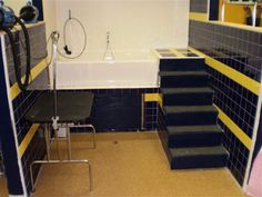 bd84cc02c73b Dog bath! I want to build this into our next home! Residencia Canina