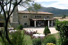 Zona Plaza de Toros y Jardines finca El Campillo / Bull ring building and gardens at El Campillo Estate