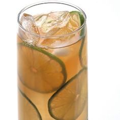 Cocktails Under 200 Cals: Island Limeade #makefithappencontest Details on how you could win a new bike: fitm.ag/1lpmWDJ