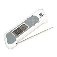 ProAccurate Folding Thermocouple Thermometer Color: White