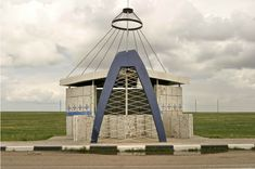 18 Strange Soviet Bus Stops
