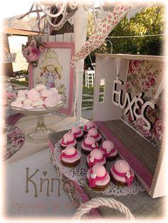 Ρομαντικός στολισμός με θέμα την sarah kay Sarah Kay, Baby Shawer, Holly Hobbie, Siri, Baby Shower Parties, Christening, Birthdays, Marriage, Bloom
